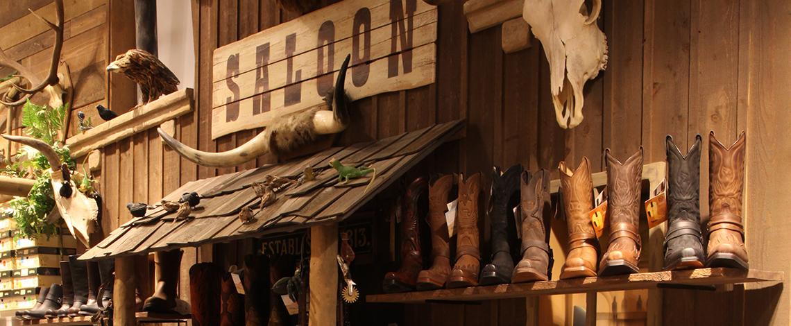 De mooiste bruine western laarzen van mijn dromen!