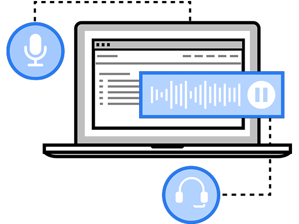 Audio laten transcriberen door Zoomscript
