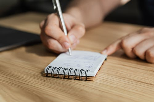 Schrijftraining